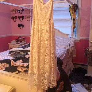 Lacey maxi dress from Abercrombie and Fitch